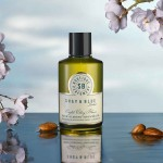 English Cherry Blossom Rich Almond Shower Oil 250ml_
