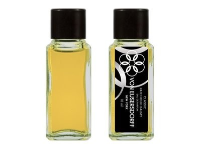 Classic Patchouli Balmy Eau de Parfum 10 ml spash bottle