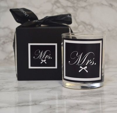 XO scented candle 270 gr