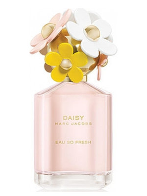Marc Jacobs Daisy Eau So Fresh Eau de Toilette Spray 75 ml volle tester