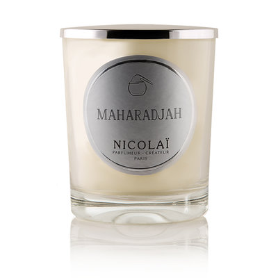 Maharadjah scented candle 190gr