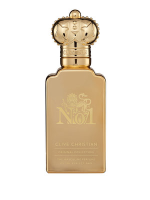 CLIVE CHRISTIAN - NO. 1 for Men 50 ML extrait de parfum
