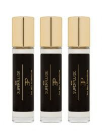 MUSK SUPERFLUIDE Eau de Parfum travelsizes 3x11ml