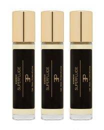 ROSEWOOD SUPERFLUIDE Eau de Parfum travelsizes 3x11ml