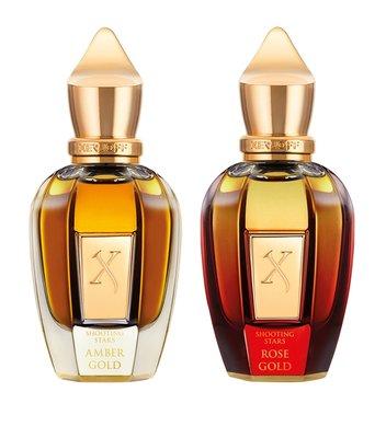 AMBER GOLD & ROSE GOLD Parfum - 2x50ml