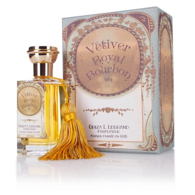 Vetiver Royal Bourbon Eau de Parfum 100 ml