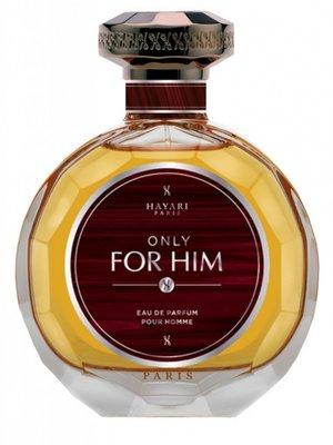 Only for Him Eau de Parfum 100 ml