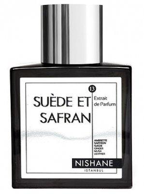 Suede et Safran Extrait de Parfum 50 ml