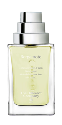 Bergamote Eau de Toilette 50 ml