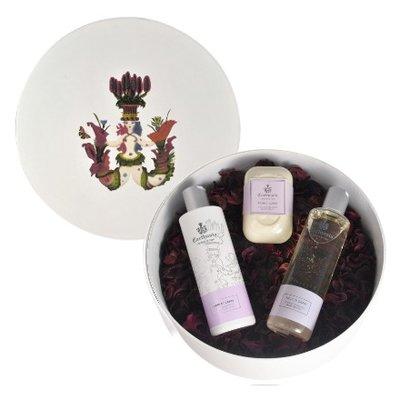 Corallium Giftset bath, body and shower