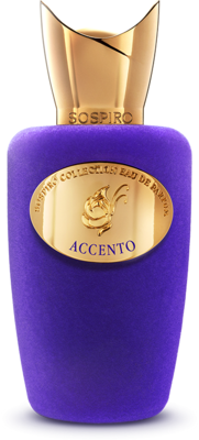 Accento Eau de Parfum 100 ml vintage edition