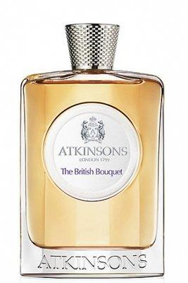 THE BRITISH BOUQUET Eau de Toilette 100 ml