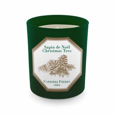 Sapin de Noël Christmas candle