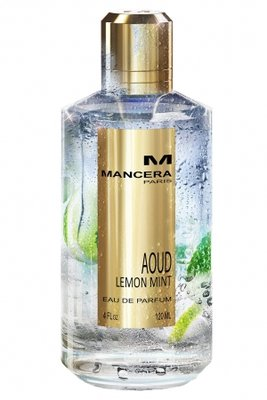 Aoud Lemon Mint eau de parfum 120 ml