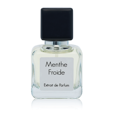 Menthe Froide Extrait de Parfum tester with 45 ml left