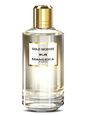 Gold Incense Eau de Parfum 120 ml