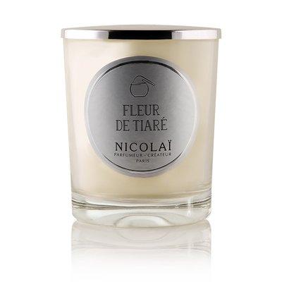 Fleur de Tiaré scented candle