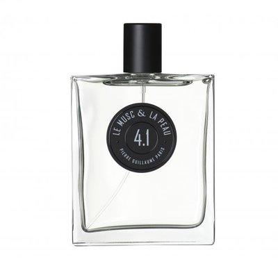 Le Musc & La Peau Eau de Parfum 100 ml