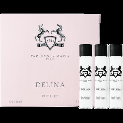 Delina travelset refil Eau de Parfum 3X10ML