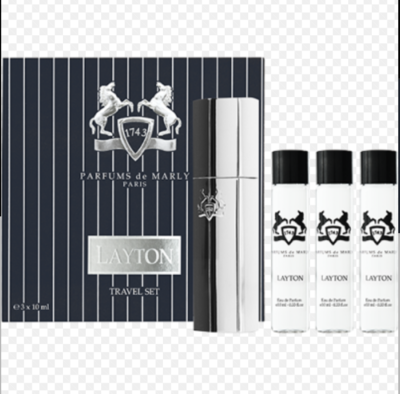 Layton Eau de Parfum Travel Set 3x10