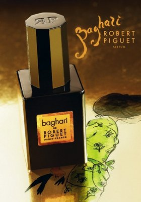 Baghari perfume extrait spray 50 ml
