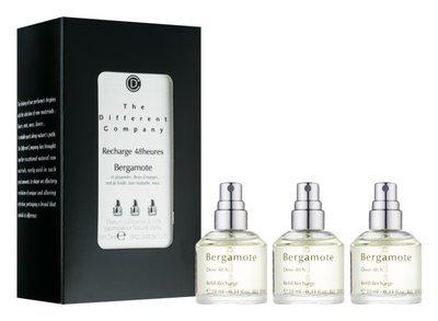 Bergamote   3 x 10 ml travelsprays
