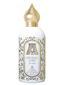 Crystal Love for Her  Eau de Parfum 100 ml