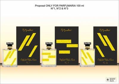 Only for ParfuMaria N°3 Vanille Cuir EDP 100 ml