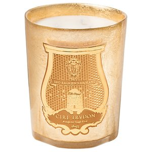 ERNESTO GOLD Limited Edition - Perfumed Candle