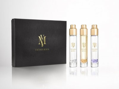 3 PIECES TRAVEL SIZE COLLECTION 3 x 15 ml