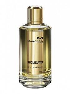 Holidays eau de parfum 60 ml