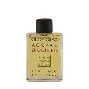 Acqua e Zucchero perfumed body oil 100 ml