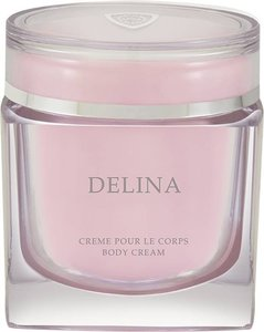 Delina Perfumed rich body cream 200 ml
